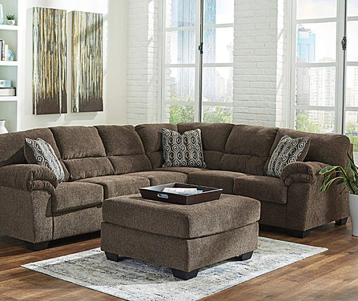 10 Most Popular Signature Design By Ashley Fallston Living Room Sectional