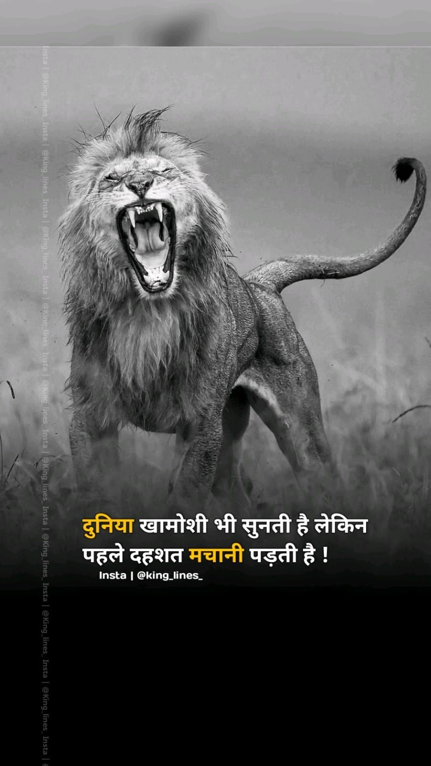 Motivational quotes in Hindi | Attitude Shayari in Hindi