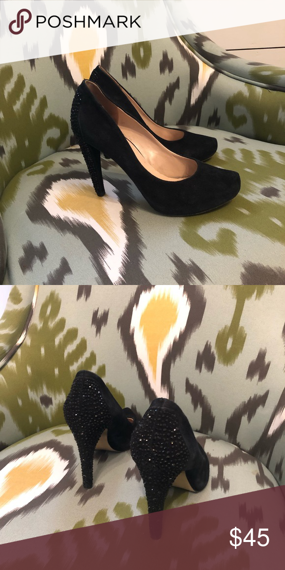 43b57666a5d Shoes These shoes were probably my favorite pair of party heels you can  dress them up