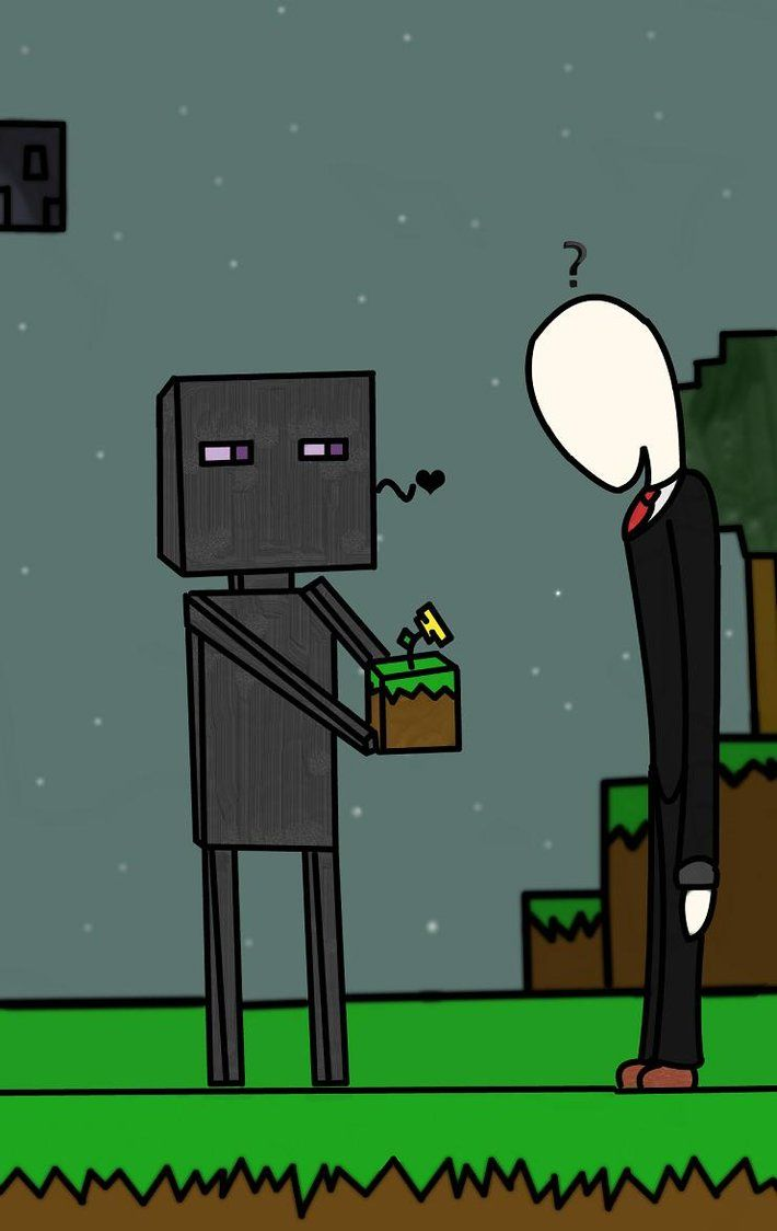 Slender man slender man game tumblr ajilbabcom portal - Diamond minecart theme song ...
