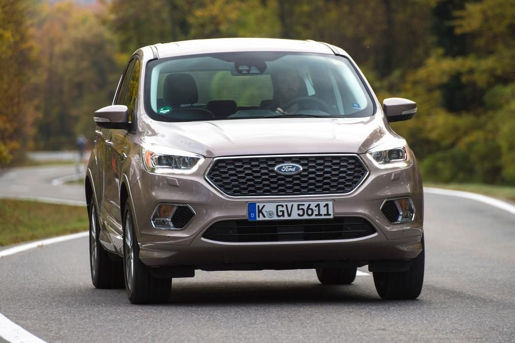 2019 Ford Kuga Vignale Release Date As A Whole New Model In The