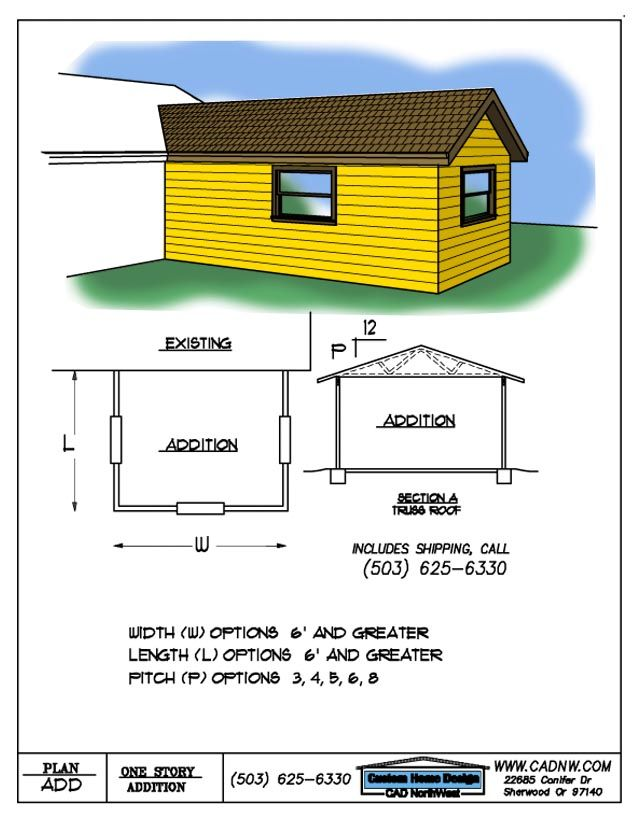 Remodel And Addition Plans Blueprints Home Addition Plans Home Addition Room Addition Plans