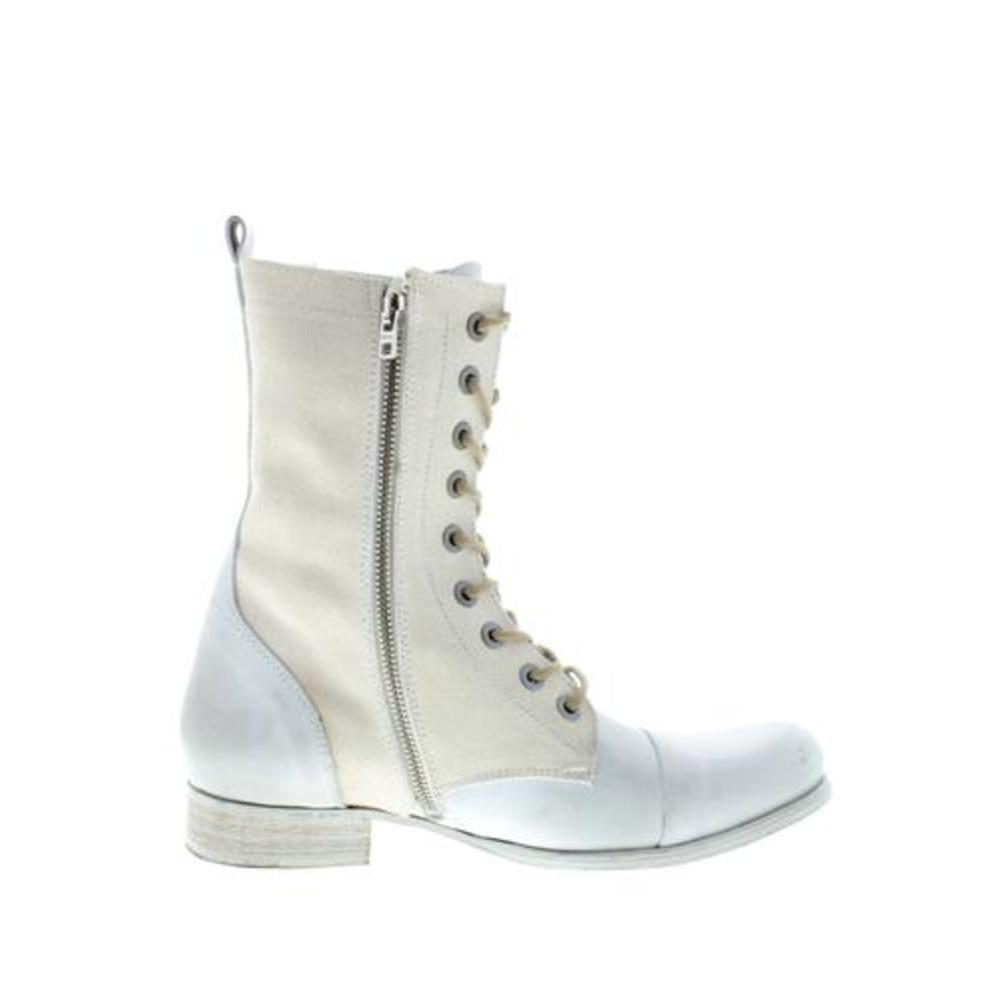 Diesel Boots Womens - Diesel The Wild Land Arthik Grey