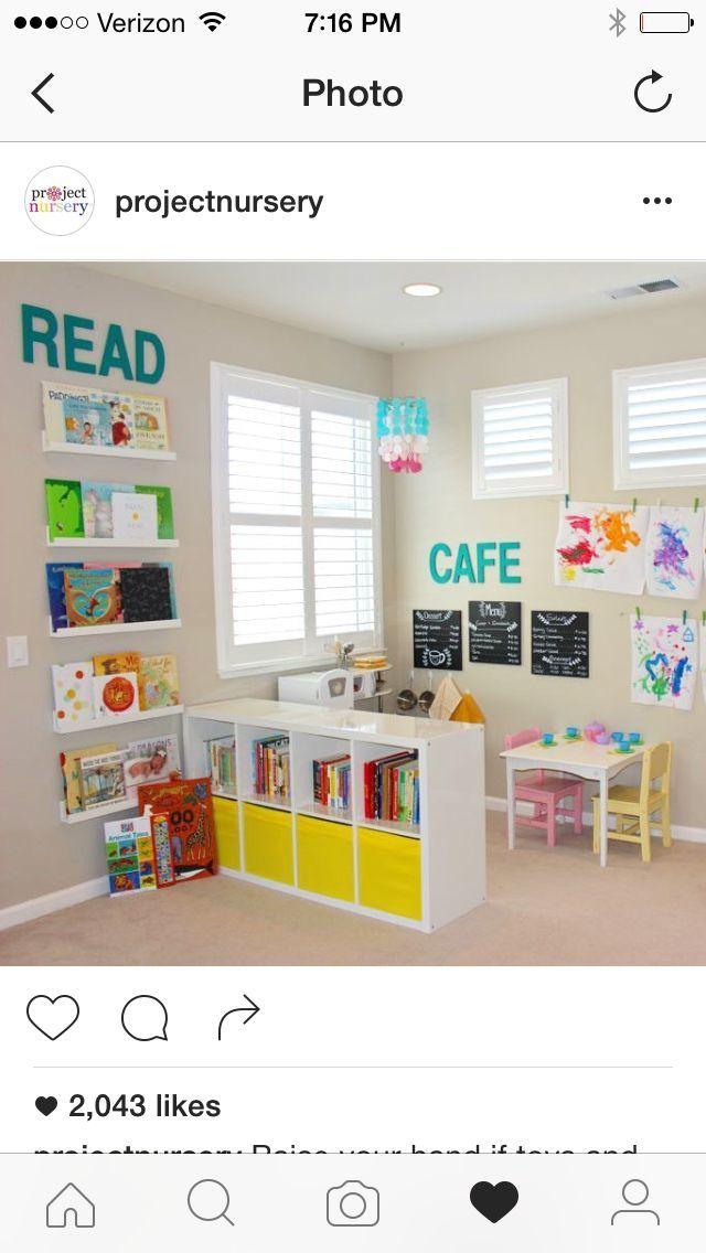 Photo of Preschool Inspired Playroom – Project Nursery