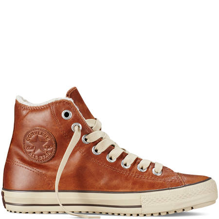 Converse  Chuck Taylor All Star Boot  Pinecone  Hi Top