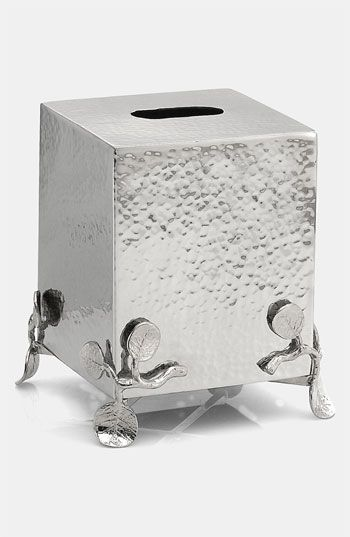 Michael Aram 'Botanical Leaf' Tissue Box (With images ...