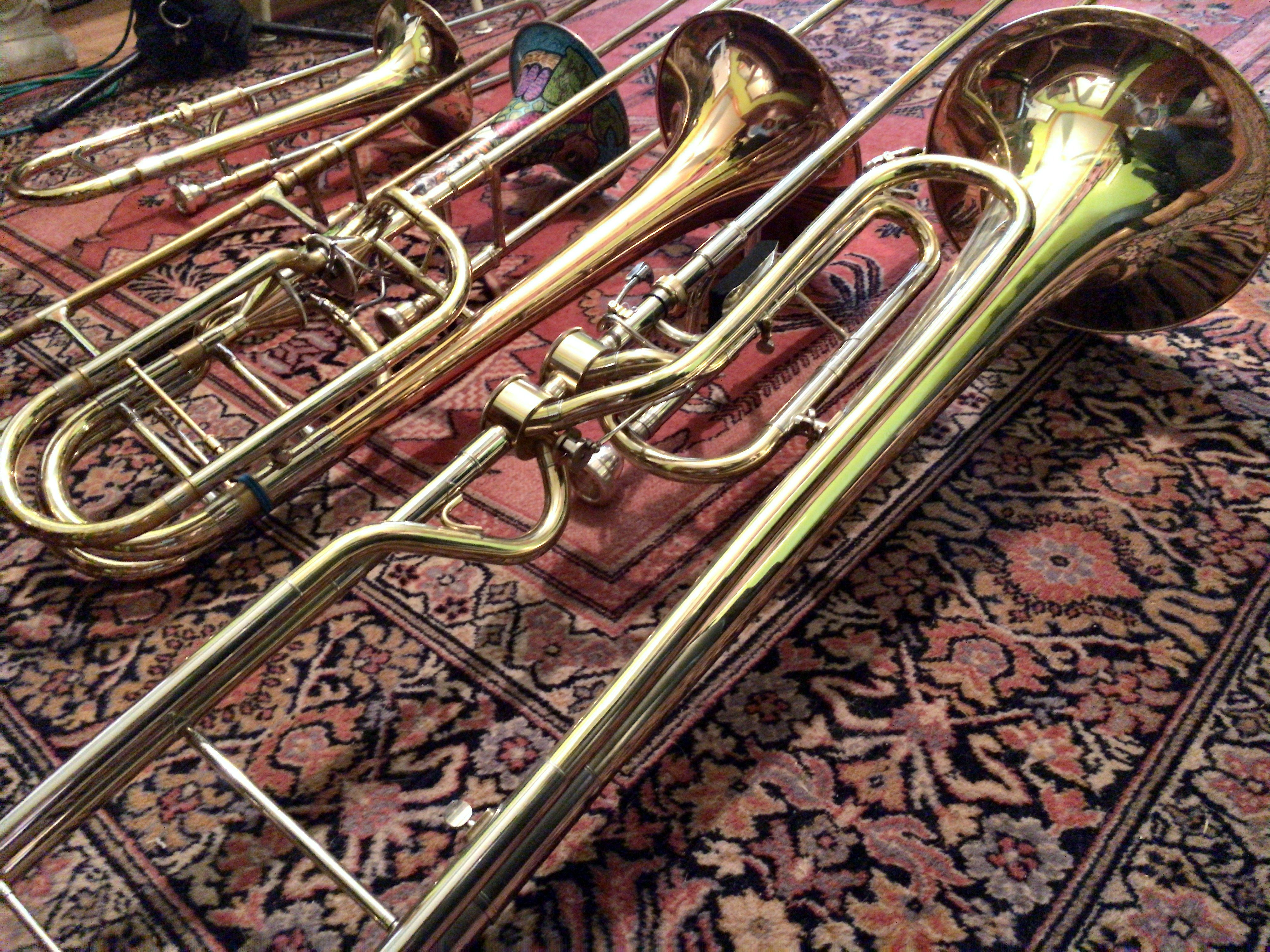 67b75a89eb Yes we play them all and work them into as many projects as possible. Our  composer Donny Walker is currently finishing his masters degree in brass ...