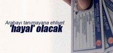 ARACINI TANIMAYANA EHLİYET YOK!.. |