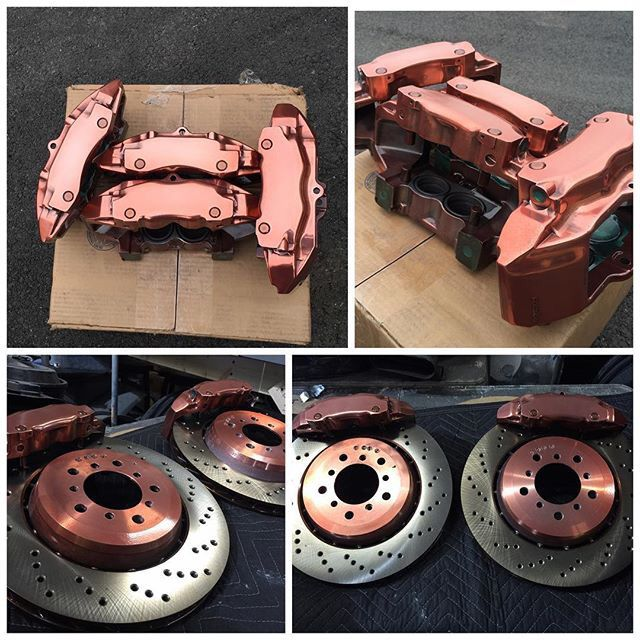 rose gold calipers ride accessories pinterest rose gold and cars. Black Bedroom Furniture Sets. Home Design Ideas