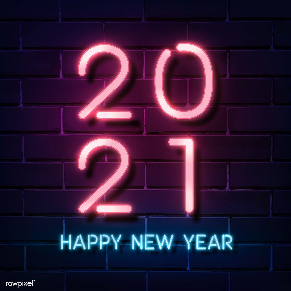 2020 的 Download premium illustration of Neon bright happy