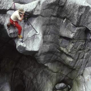 Deutscher Alpenverein (DAV) - Bergsport - Aktiv sein - Draussen klettern ist anders