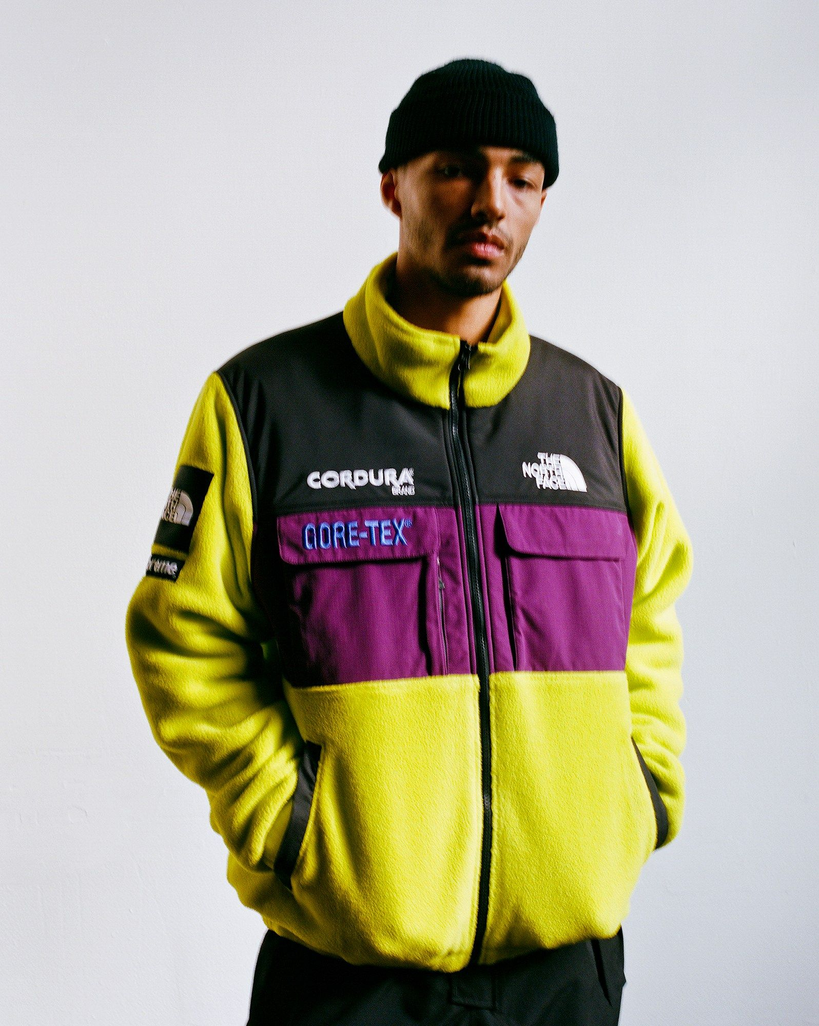 Supreme X The North Face Expedition Fleece Mens Fashion Fall Outfits Mens Clothing Styles Mens Outfits