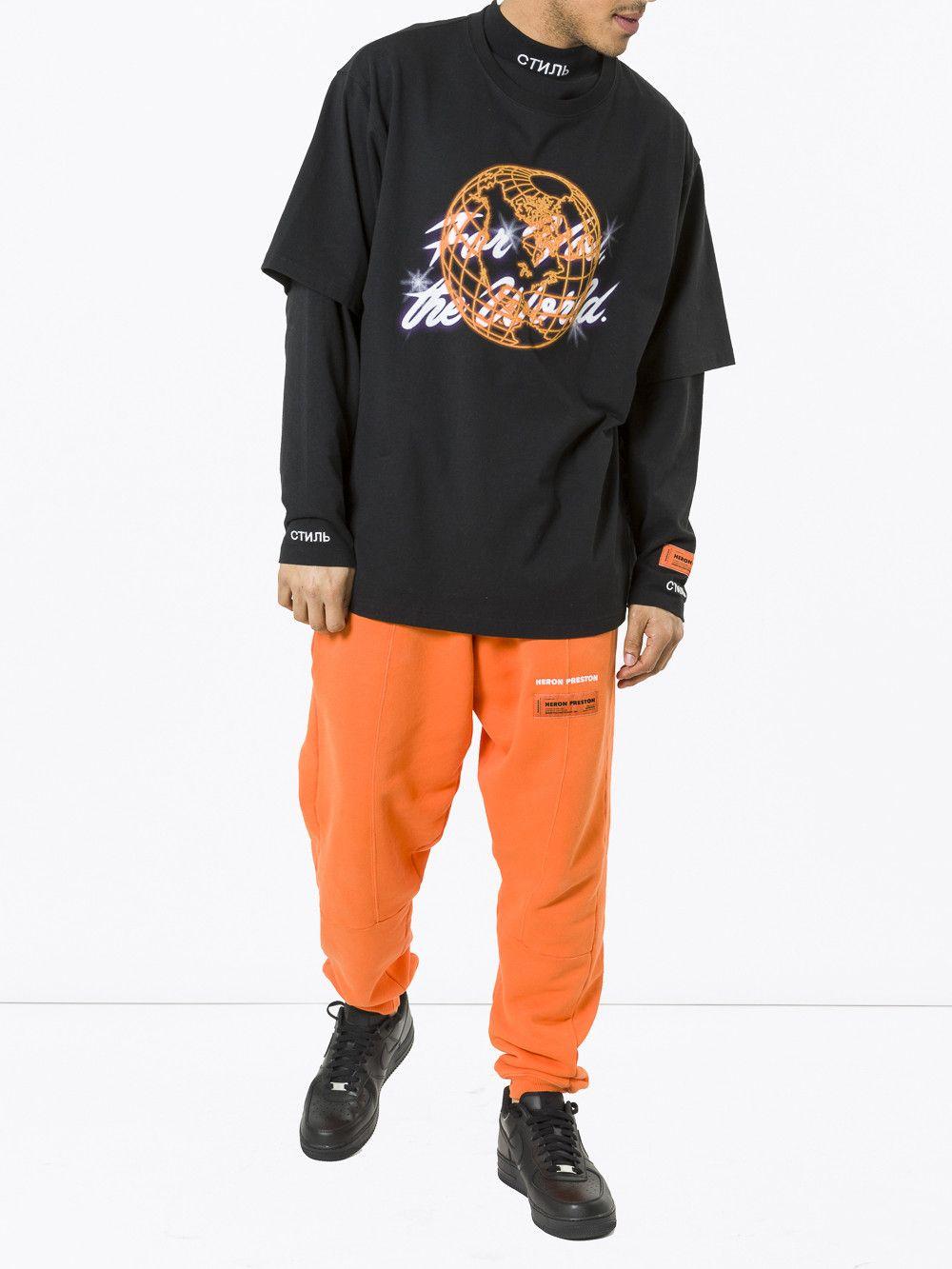 Nike AIR JORDAN 2019 SS Street Style Collaboration Long Sleeves Long Sleeve T Shirts
