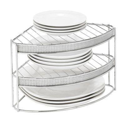 0f7b833052af Zipcode Design Madilyn 3 Tier Corner Shelving Rack | Products ...