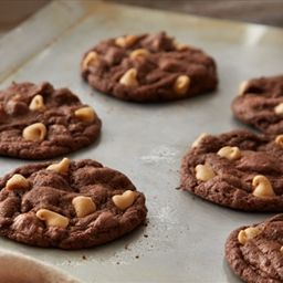 Reese's Chewy Chocolate Cookies | Organic Recipe Book