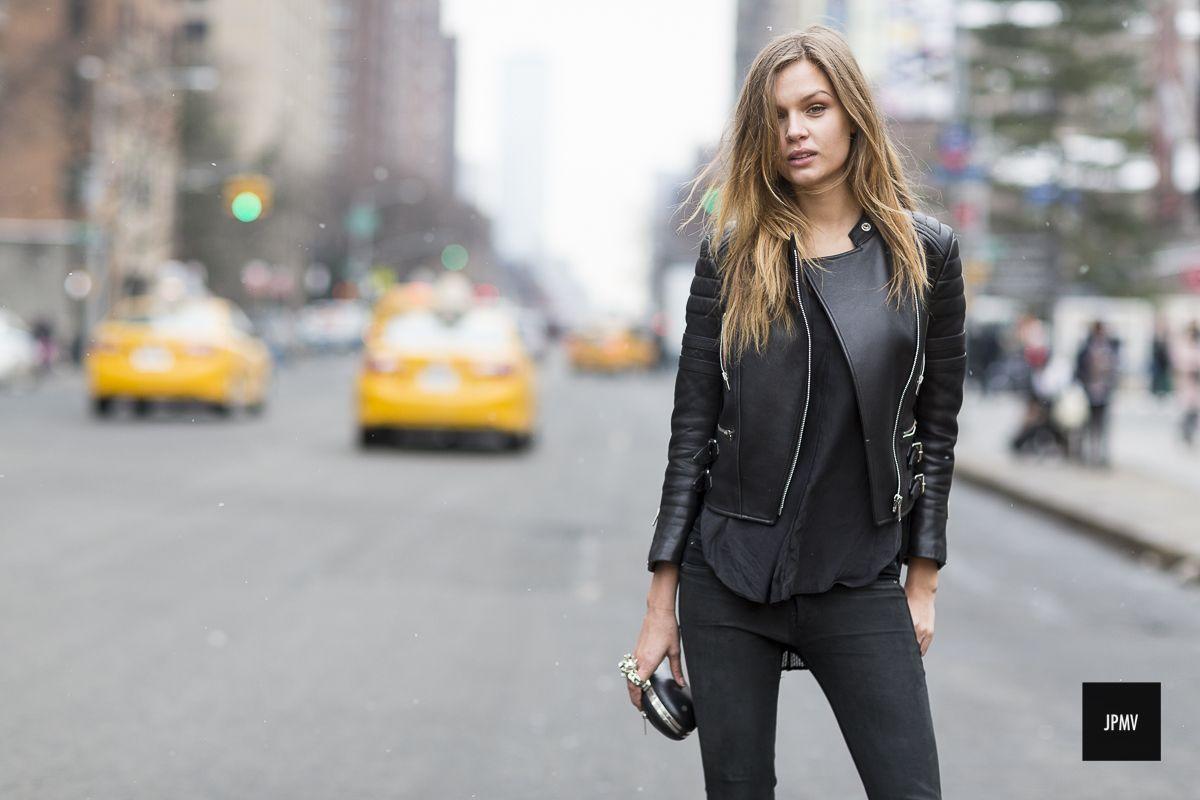 J'ai Perdu Ma Veste / Josephine Skriver – New York.  // #Fashion, #FashionBlog, #FashionBlogger, #Ootd, #OutfitOfTheDay, #StreetStyle, #Style