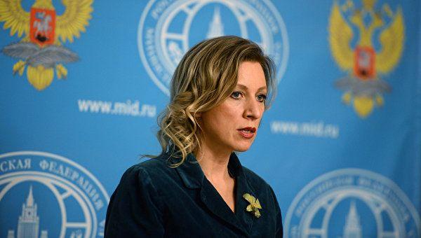 Το Κουτσαβάκι: Η Ζαχάροβα   είπε, γιατί το δημοψήφισμα δεν επηρεά...