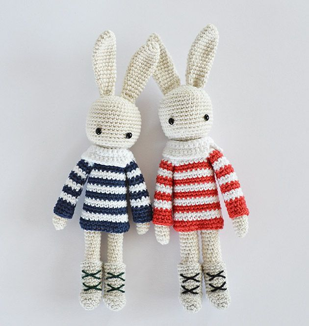 Angie Bunny | Crochet Object