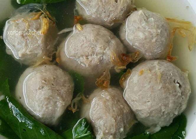 Pin Di Food Fish Meat Ball