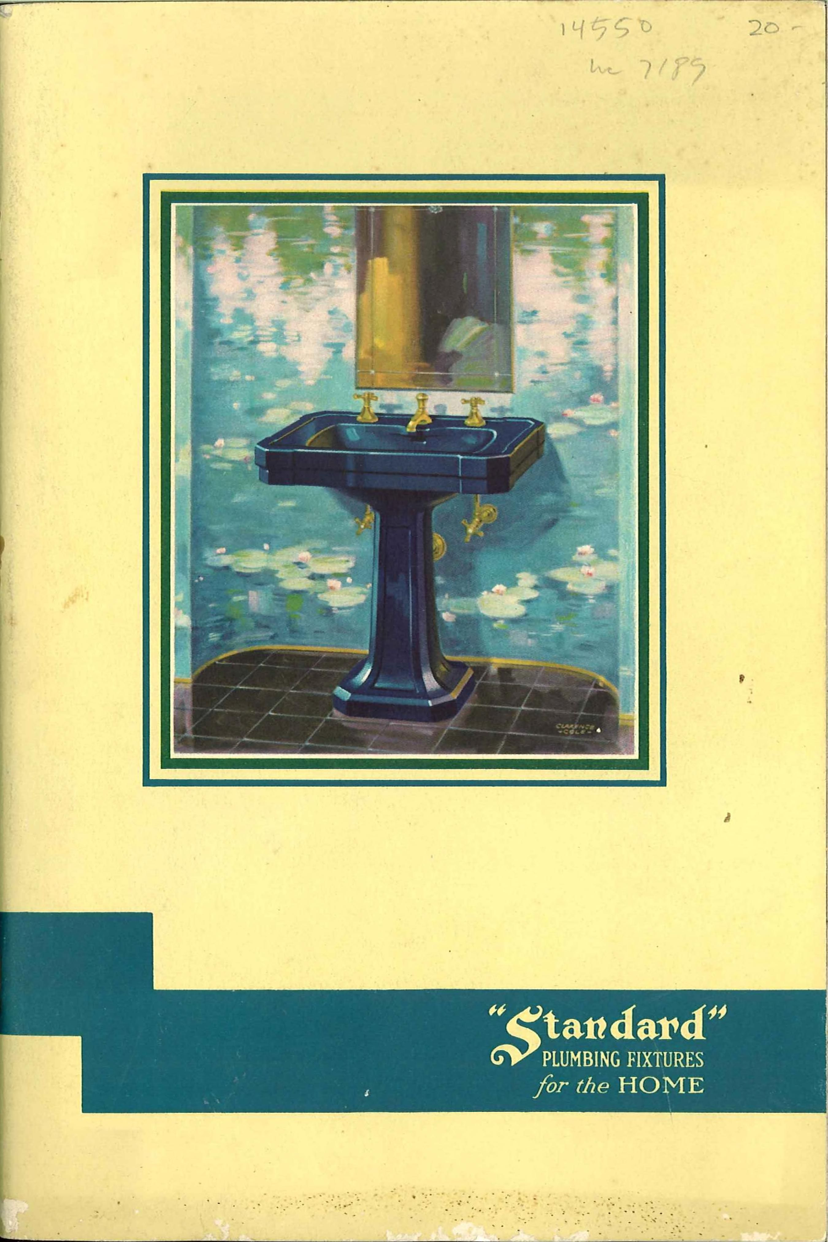 American Standard Plumbing Posters