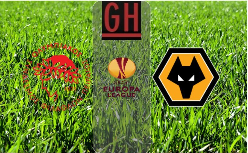Watch Olympiakos 11 Wolverhampton UEFA Europa League