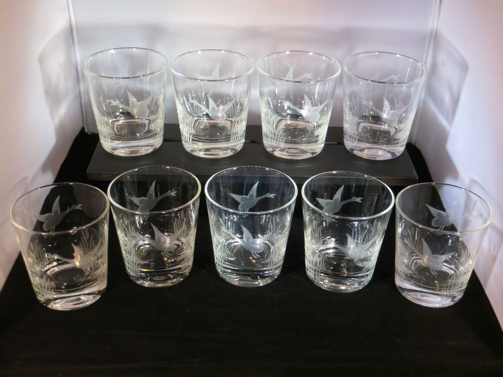 Details About Vtg Atomic Fish Drinking Glasses Old Fashioned Rocks Tumblers Set Of 8 Old Fashioned Glass Glass Barware Glass
