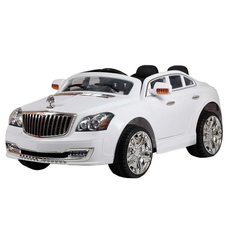 Ride On Car Toy For Kid Powered Wheels RC 12V Maybach