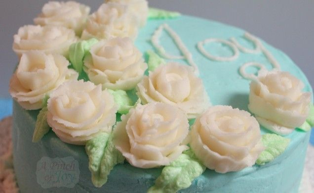 Cake Icing Recipe With Crisco: Cake Decorating Icing With Shortening