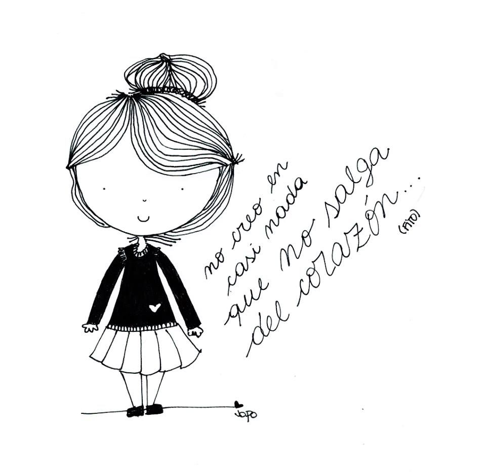 Flor de Jopo Palabras t Quotes Drawings and Me quotes