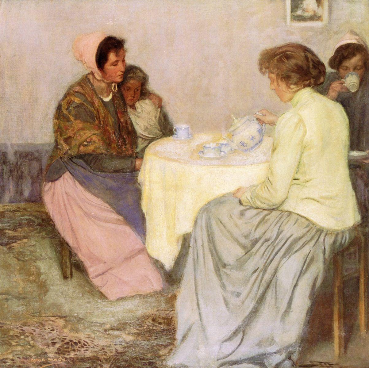 The Athenaeum - Hospitality (Myron G. Barlow - )