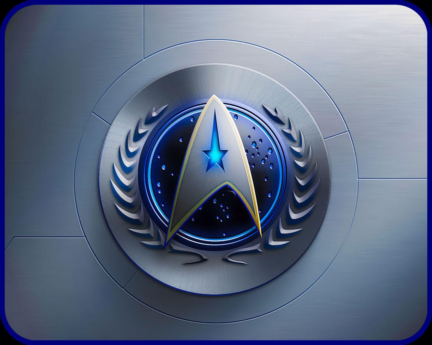 Starfleet Emblem Of The Ufp Star Trek » [1920x1440 Pixel