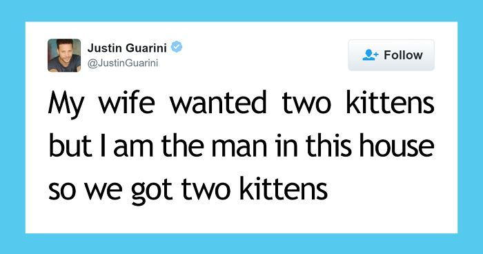 92 Hilarious Tweets About Married Life That Perfectly Sum Up Marriage Married Life Humor Married Life Funny Quotes