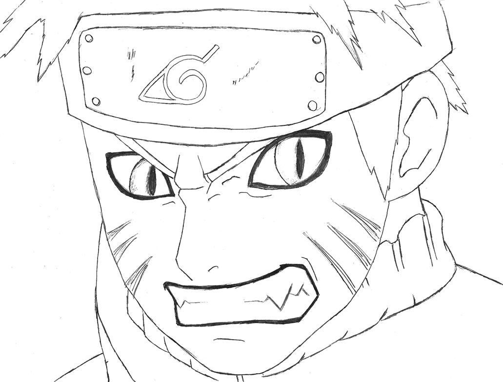 Desenhos Do Naruto Para Colorir Imprimir Naruto Naruto Desenho