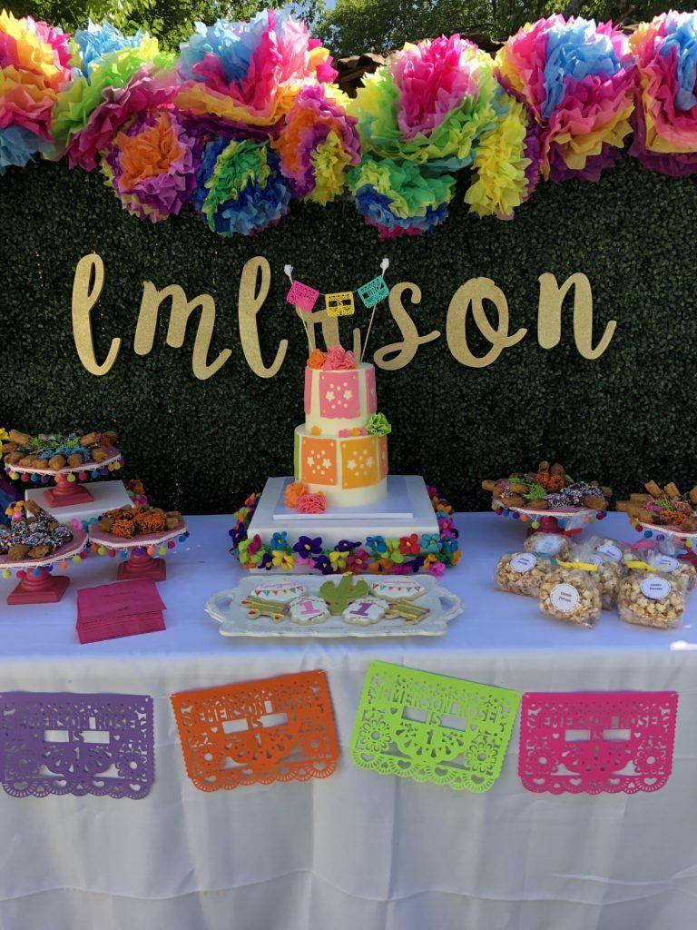 Emerson S First Fiesta Masquerade Decorations Diy Party Decorations Fiesta Decorations