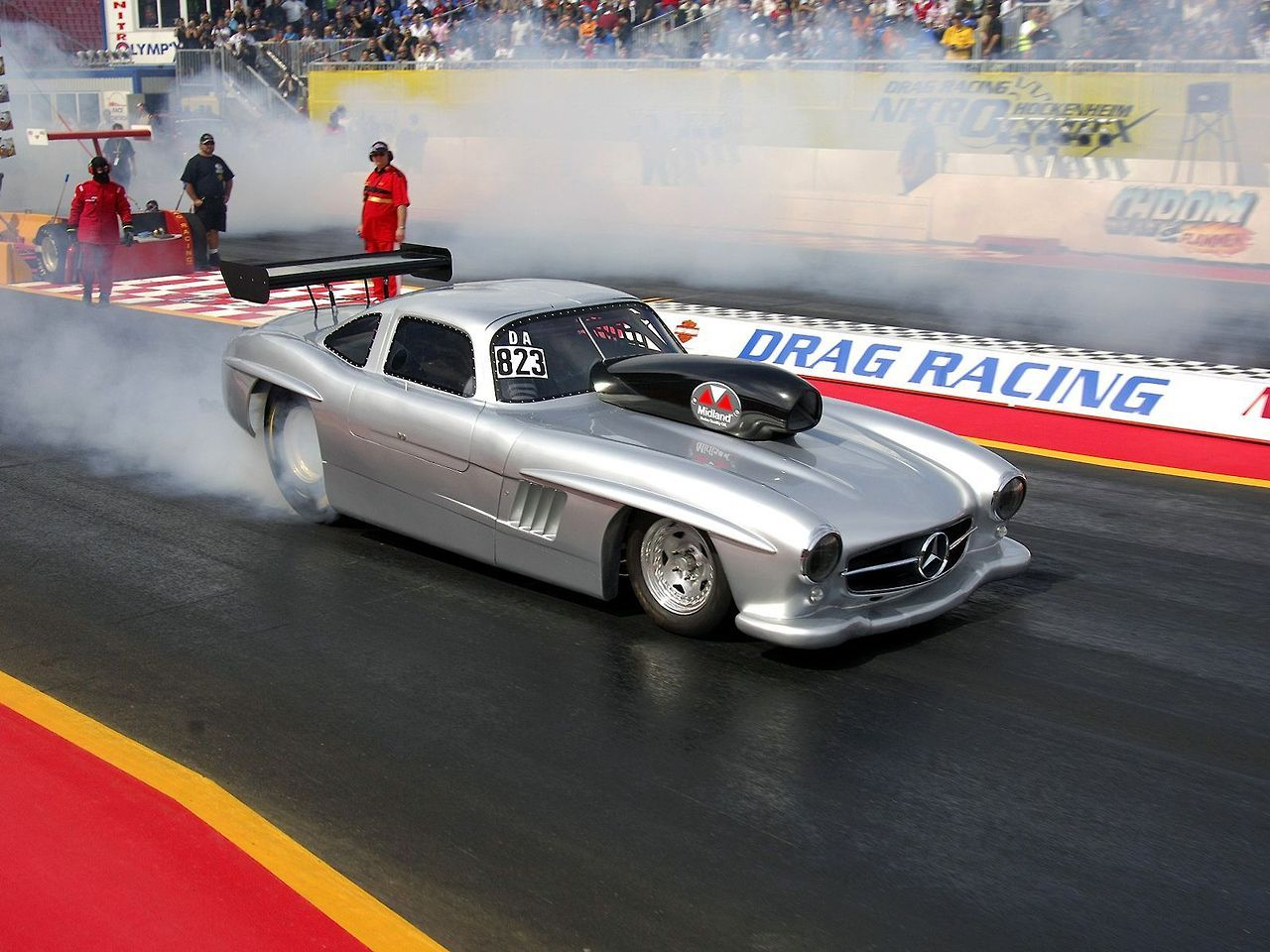 1968 Mustang Drag Race Car With Images Drag Racing Cars