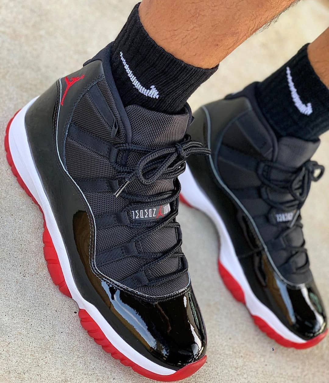 Pin by A Clarkson on shoes I want! | Air jordans, Jordan 11 bred ...