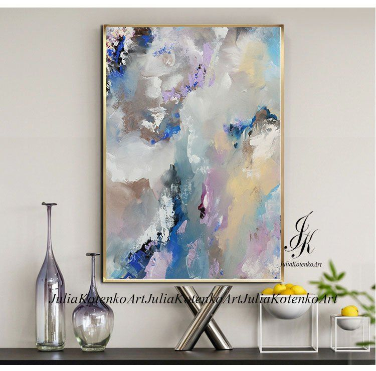 Abstract Acrylic Printable Texture Canvas Blue Abstract Print Digital Download Abstract Art Abstract Abstract Canvas Painting Etsy Printable Art Abstract