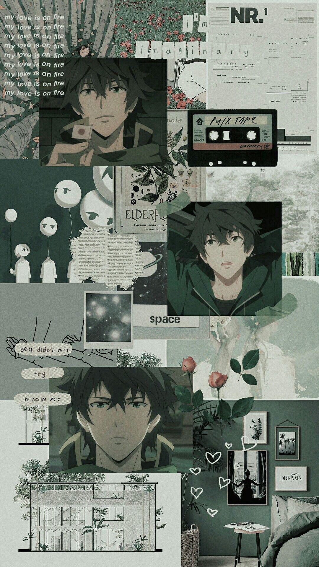 Naofumi Lockscreen Animelockscreen Lockscreen Naofumi Aesthetic Anime Cute Anime Wallpaper Anime