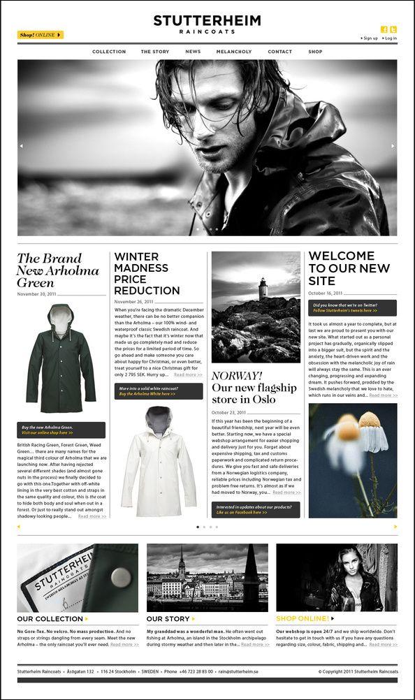 Designspiration — Design Inspiration | Layout | Pinterest ...