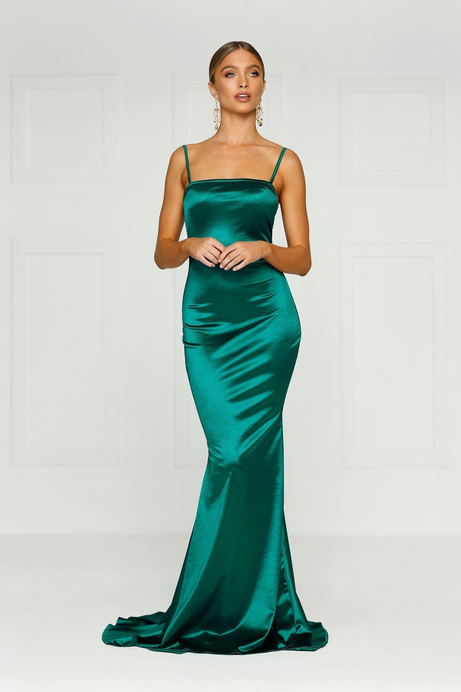 Lesiya Emerald in prom year Pinterest Gowns Dresses