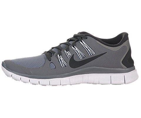 Nike Free 5.0 Gris Blanc Et Noir Frais