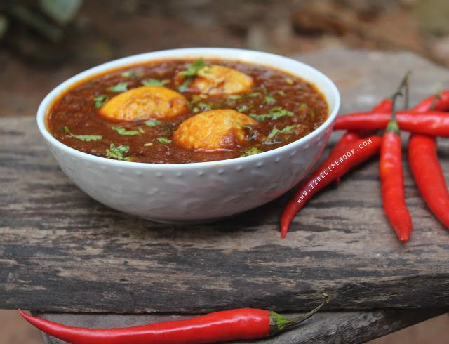 Spicy egg masala recipe book curry pinterest curry egg and spicy egg masala recipe book forumfinder Choice Image