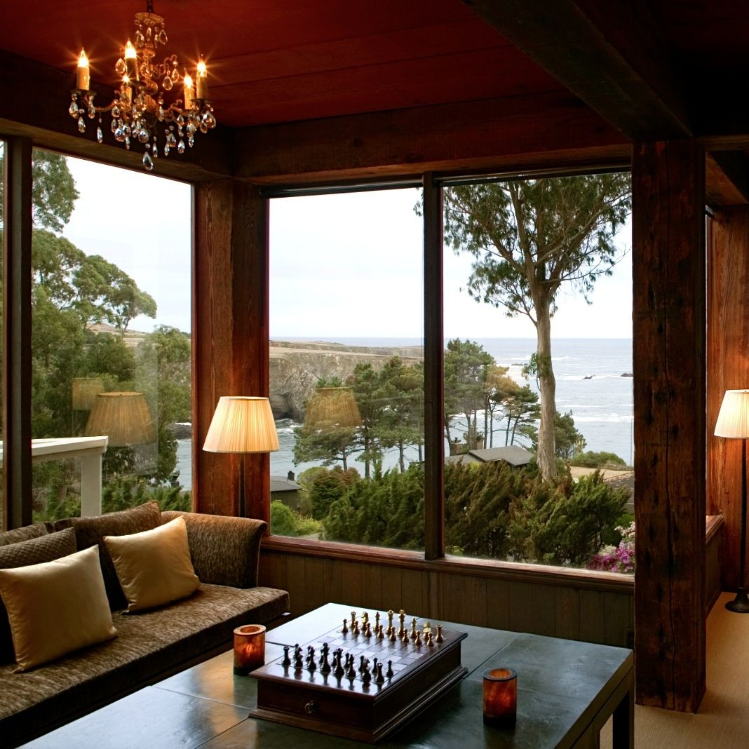 Best Hotels In Mendocino California For A Seaside Overnight Heritage House Resort