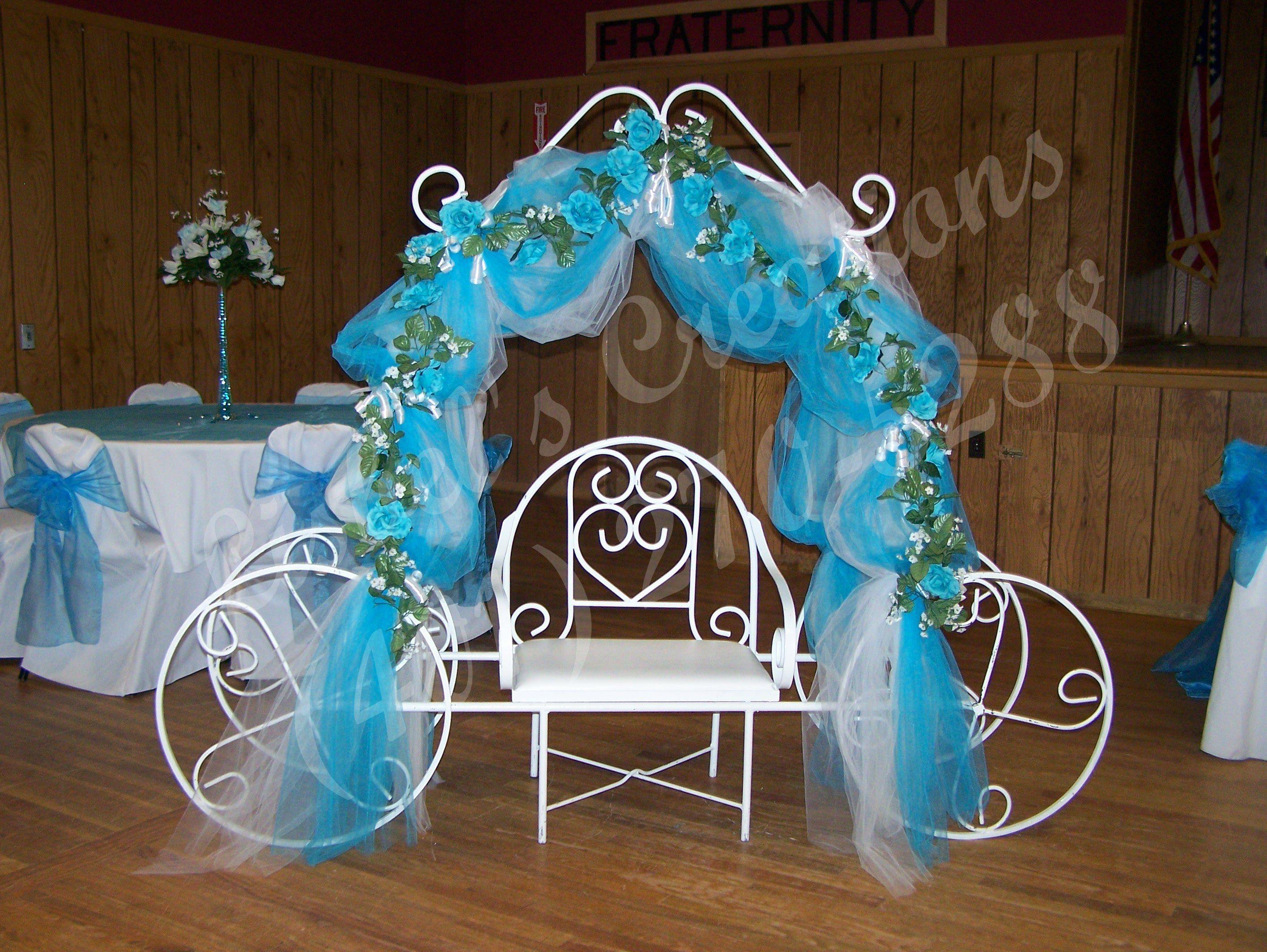 Mis quince salon decorations decoracion de quinceanera for Decoracion de salon para 15