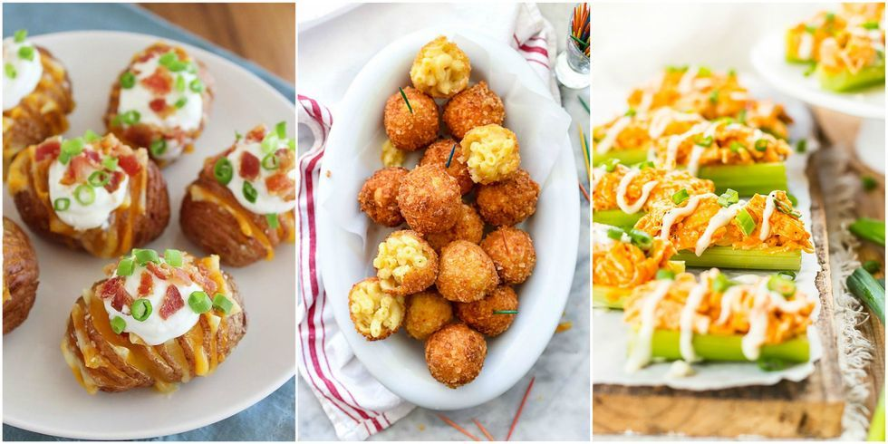 54 Super Bowl Snacks That Will Score Big Points On Game Day