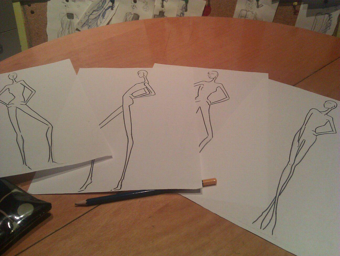 Dibujando