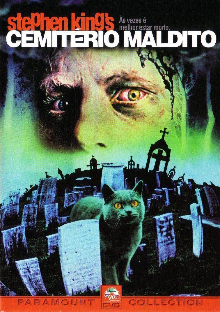 Cementerio Maldito Cementerio De Animales Películas Clásicas De Terror Peliculas De Terror