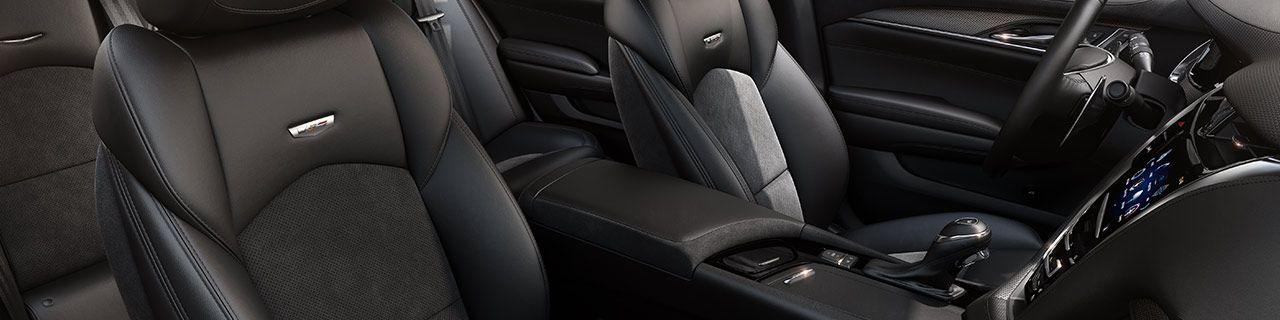 2017 Cadillac Cts V Interior