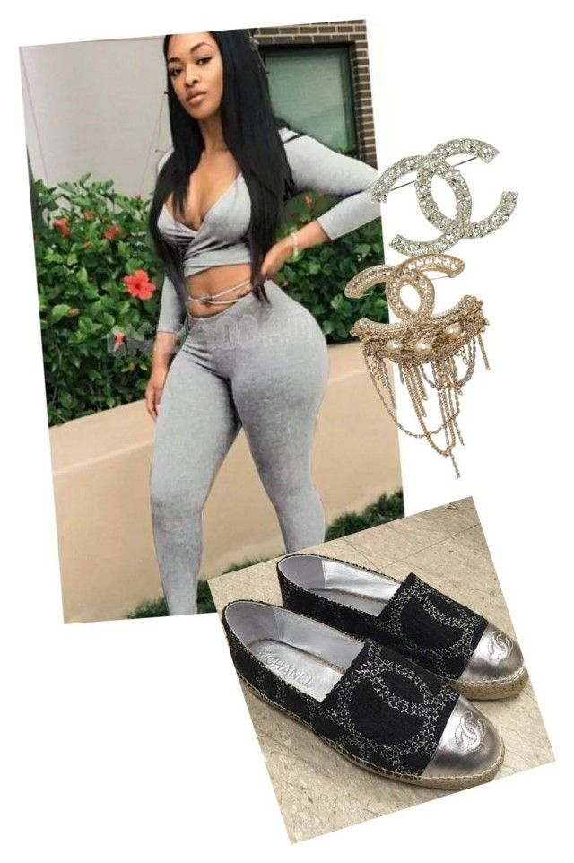 """""""Untitled #2"""" by quaquagreen on Polyvore featuring Chanel"""