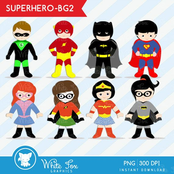 superhero clipart super heroes cliparts 1 free superhero rh pinterest com Superhero Clip Art for Classroom Teacher Superhero Clip Art Free